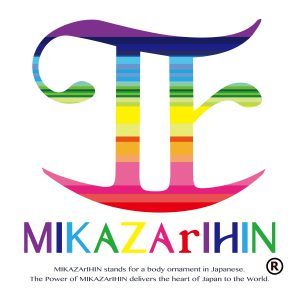 <身飾り品と窓飾り品サンキャッチャー専門公式ブログ> MIKAZArIHIN and Sun Catcher official blog by Eri Naminoue.